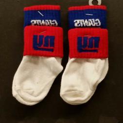 NFL Children Socks  New York Giants #1-2