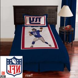 NFL Comforter Set New York Giants 3 Piece Set Bedding Sets U