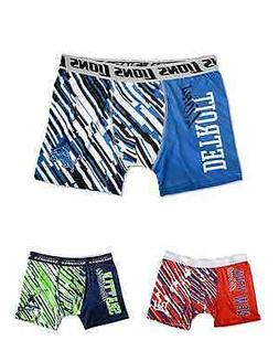 NFL Football Team Logo Mens Compression Underwear - Sizes S