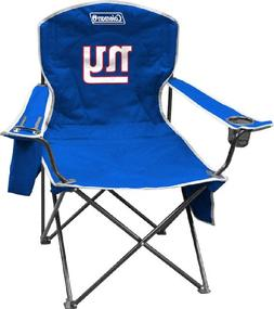 NFL Giants Cooler Quad Chair