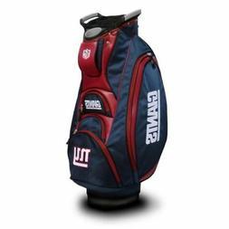 Team Golf NFL New York Giants Victory Golf Cart Bag, 10-way