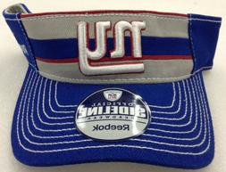 NFL New York Giants Reebok Adjustable Fit Back Sun Visor Hat