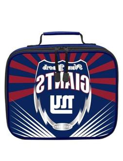 NFL New York Giants Adult / Kids Insulated Lunch Kit Box Bag