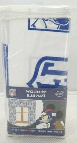 NFL New York Giants Curtain Panel