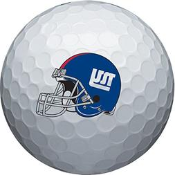 NFL New York Giants Golf Ball, Pack of 6