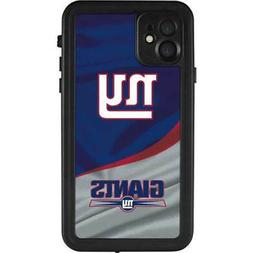 NFL New York Giants iPhone 11 Waterproof Case - New York Gia