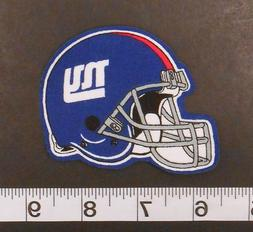 NFL New York Giants Iron On Fabric Applique Patch Logo DIY C