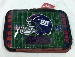 NFL New York Giants Lunch Box Bag Insulated Soft Style Schoo