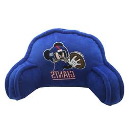 Northwest NFL New York Giants Mickey Mouse Bed Rest Pillow 1