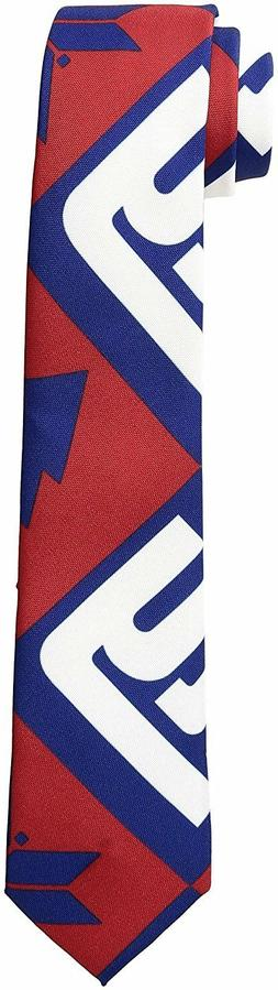 NFL New York Giants Men's Patches Ugly Printed Tie, One Size