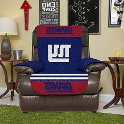 NFL New York Giants Recliner Reversible Furniture Protector