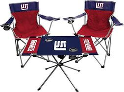 NFL New York Giants Tailgate Kit, Team Color, One Size