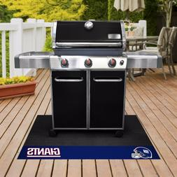 FANMATS NFL New York Giants Vinyl Grill Mat