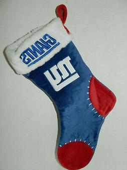 NFL New York Giants 2014 Colorblock Stocking