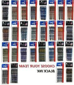 NFL Official Licensed Click Pens 5 pack Black Ink Choose You