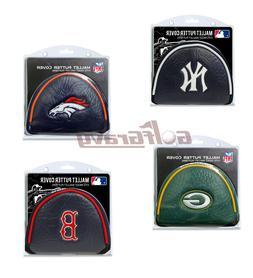 NFL or MLB Mallet Putter Cover - *CHOOSE team*