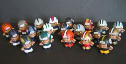 "NFL Series 4 TEENY MATES  1"" Collectible Toy Figures  Footba"