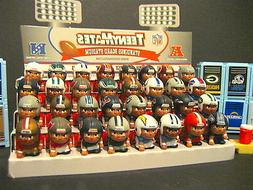 "NFL Series 5 TEENY MATES  1"" Collectible Toy Figures  Footba"