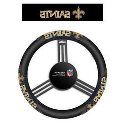 NFL Team Logo Massage Steering Wheel Cover
