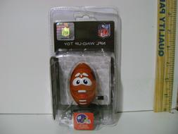 NIP - NFL New York Giants Wind Up Football BALL FIGURE TOY