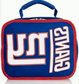 Northwest NFL Football Lunchbox New York Giants Insulated Lu