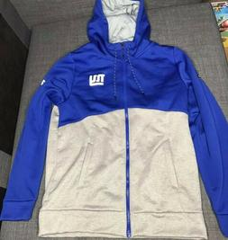 NWT Under Armour New York Giants Mens Storm Hooded Jacket NF