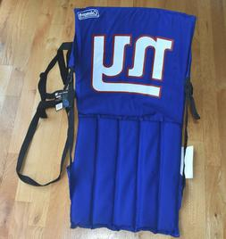 NWT New York Giants NFL Football NFL Stadium Seat Cover Blea