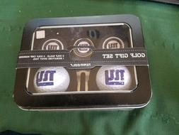 Team Golf NY Giants Golf Gift Set in Tin New Balls Markers D