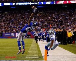 Odell Beckham Jr New York Giants NFL Football Player Glossy