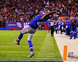 Odell Beckham Jr. THE CATCH New York Giants Premium NFL POST