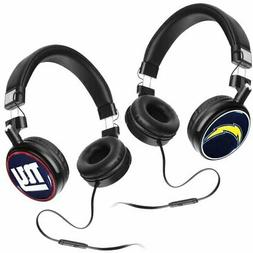 Officially Licensed NFL 4D Logo Headphones 583763-J