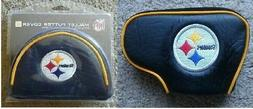 Pittsburgh Steelers NFL Blade or Mallet Putter Golf Club Hea