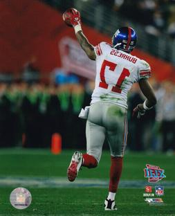 Plaxico Burress New York Giants Super Bowl XLII 8x10 Photo