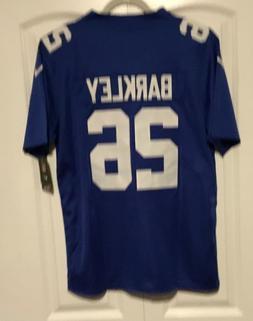 Saquon Barkley New York Giants Blue Men's Jersey Sizes S-3XL