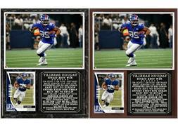 Saquon Barkley New York Giants Photo Card Plaque