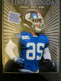 SAQUON BARKLEY Rated Rookie Card 2018 Rookie of the Year New