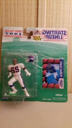 """STARTING LINEUP """"PHILLIPPI SPARKS"""" NEW YORK GIANTS with Coll"""