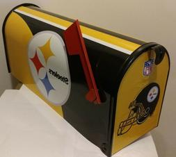 PITTSBURGH STEELERS  CUSTOM MAiLBOX jersey hats