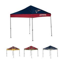 NFL Canopy Tent All Teams w/ Case Shelter Waterproof Folding