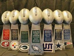 Super Bowl Championship Replica Lombardi Trophy
