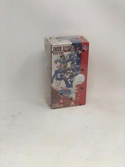 Upper Deck 2008 New York Giants Super Bowl Champions Box Set